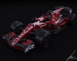 F1 Design 2008 Style by jesterv2