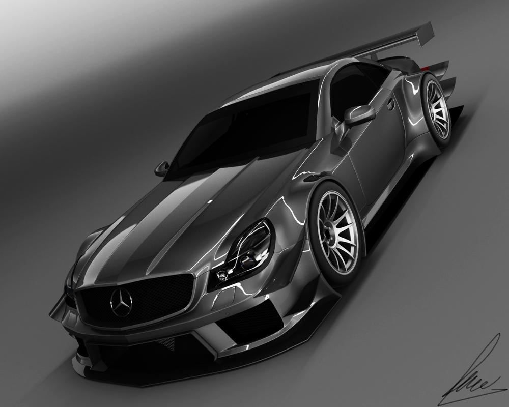 mercedes_sl_63_amg_dtm_by_jesterv2-d374t