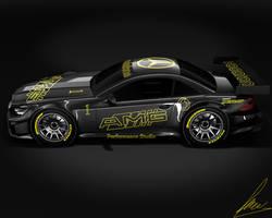 Mercedes SL-63 DTM ''AMG'' by jesterv2