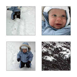 Childish Seasons: Winter