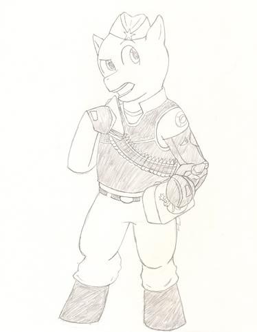 Gamer Ry by GuyVulpin
