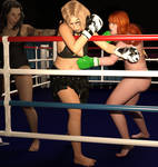 019 On the Ropes by Knockoutmichelle