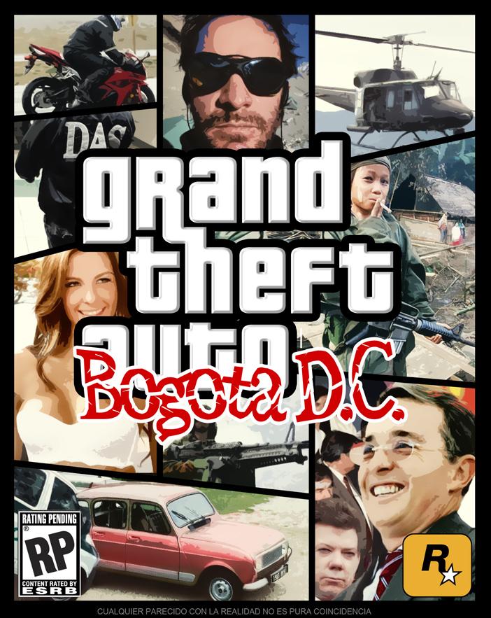 Grand Theft Auto Bogota D.C. by ViejoIvan on DeviantArt