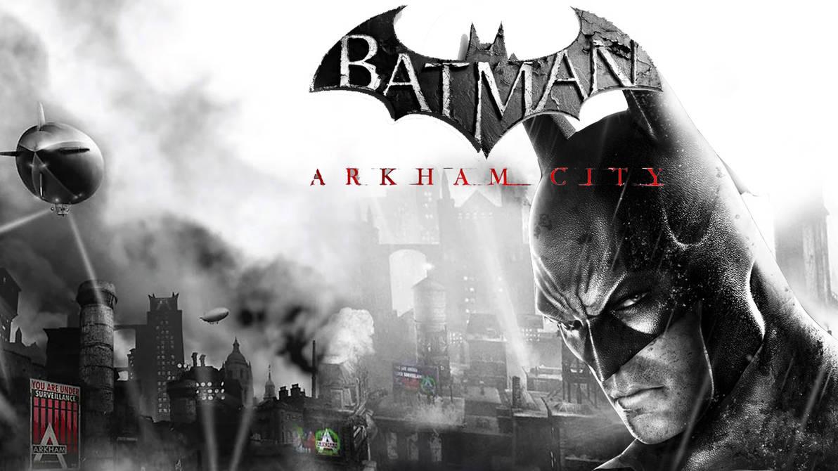 batman arkham city wallpaper