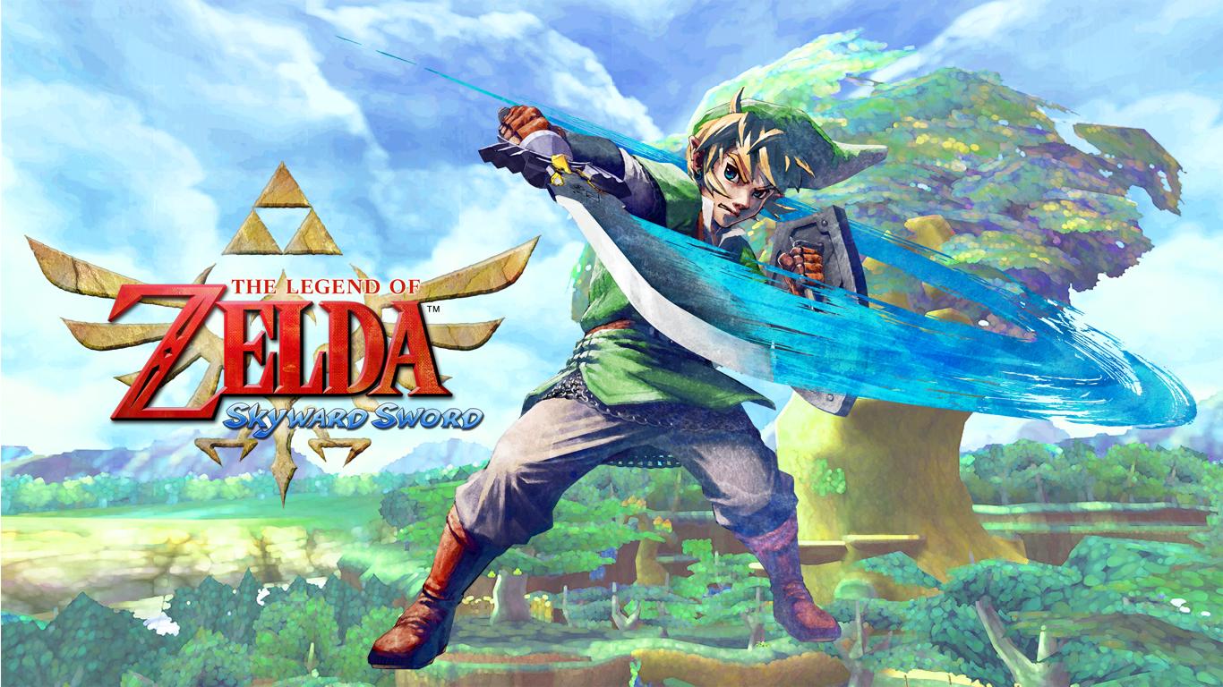 Zelda Skyward Sword Wallpaper By Haloking931 On Deviantart