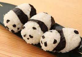 sushi pandas by puffypanda2