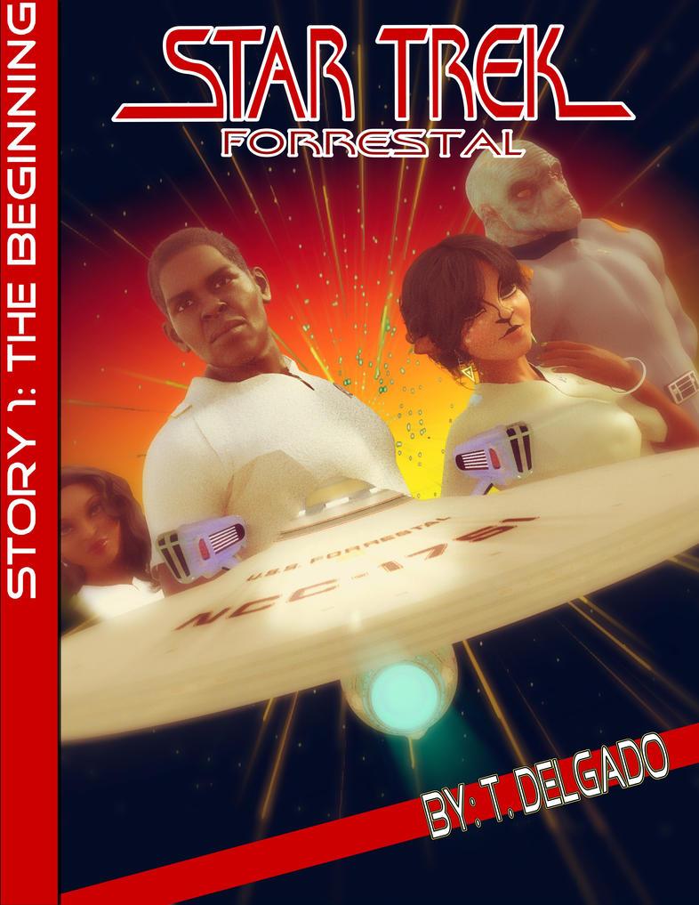 Forrestal Cover by Flyingkiringraphics