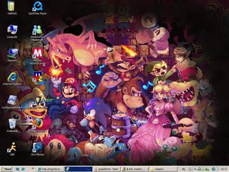 Current Neorice Desktop by Neoriceisgood