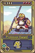 161 Professor Hazard