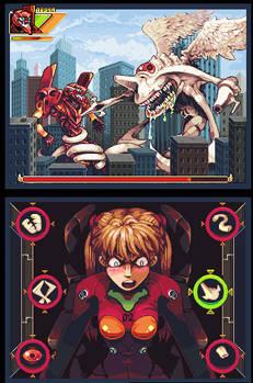 TUGS Evangelion pixelart