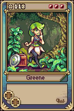113 Greene :commission: