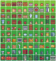 100 container sprites by Neoriceisgood