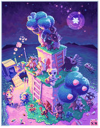 Animal Crossing Collab (Ioruko)