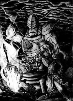 Vendetta Mai and the Blade