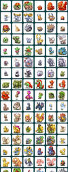150 fakemon old version by Neoriceisgood