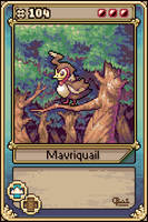 104 Mavriquail by Neoriceisgood