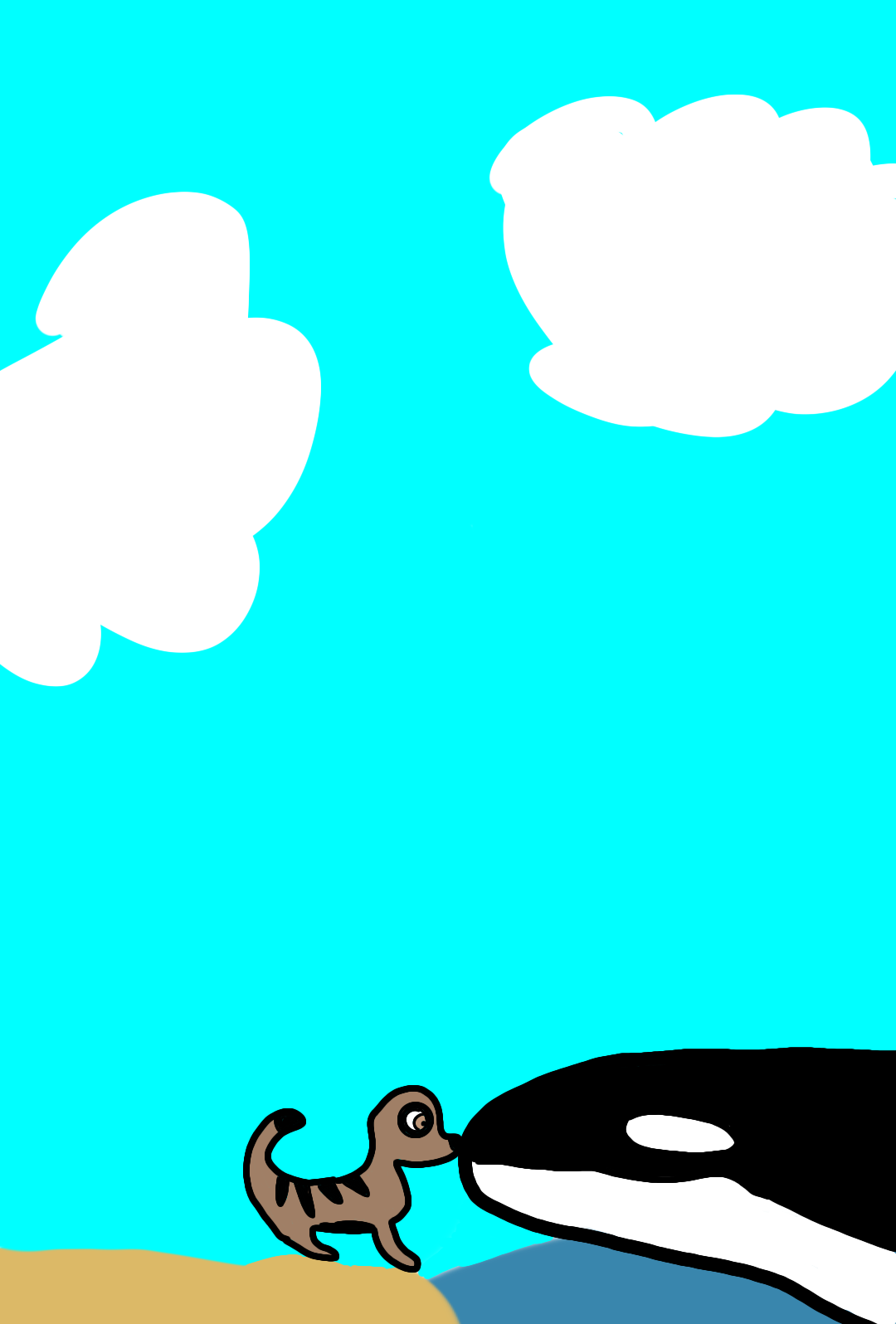 Meerkat and Orca