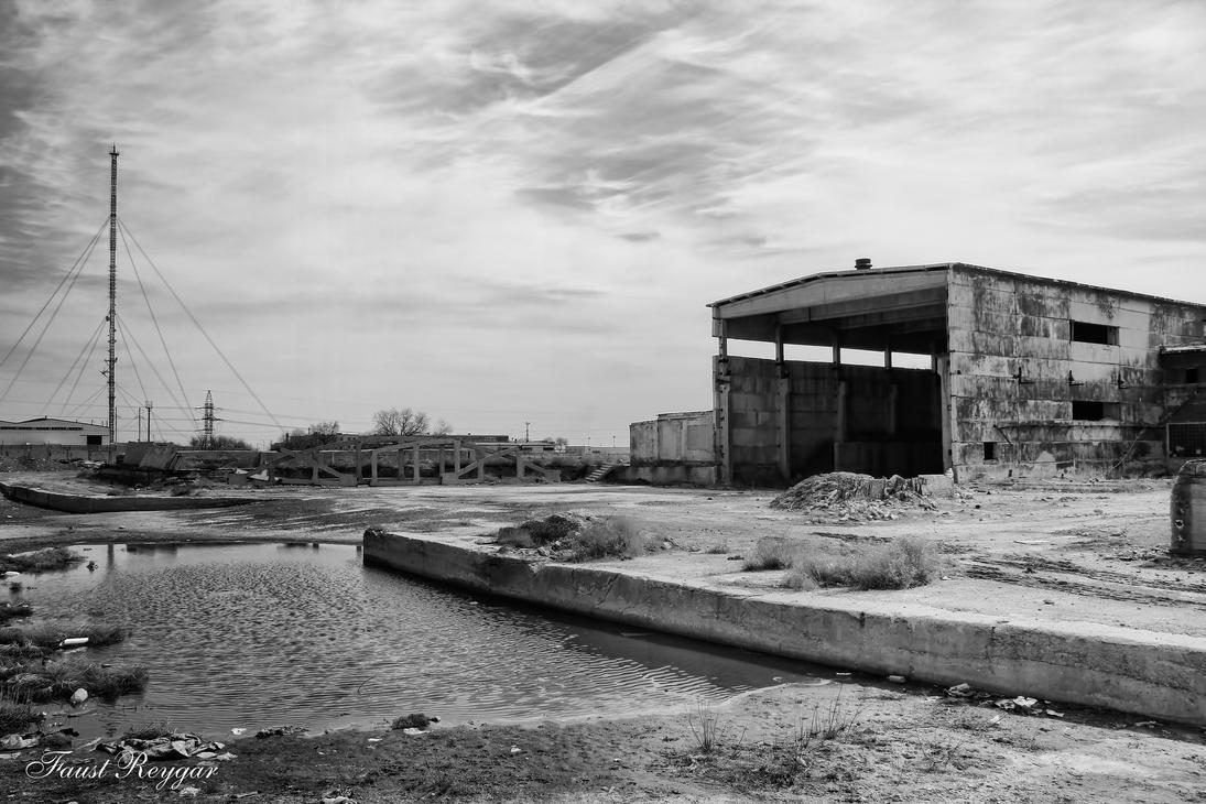 Industrial Landscape 2011 By ReygarFaust