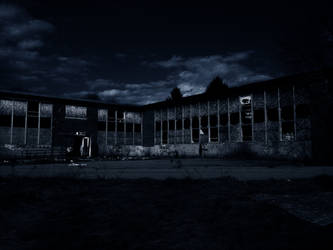 Haunted Asylum by alexrotondo