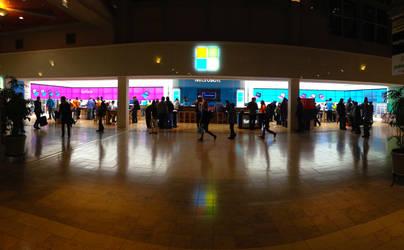 Microsoft Store Boston by alexrotondo