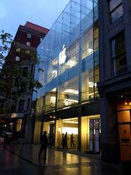 Apple Store Boston by alexrotondo