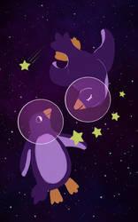 space penguins