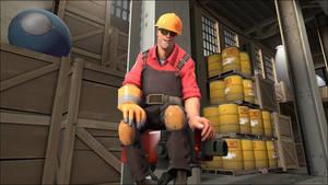 [SFM] Engineer and Sentry