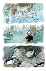 The Woodsman Page 3