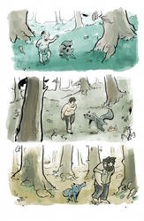 The Woodsman Page 4