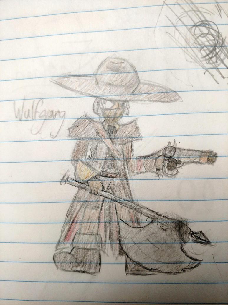 Wulfgang by GatekeepertoSorrow