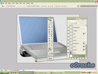 My Current Desktop by msrachel
