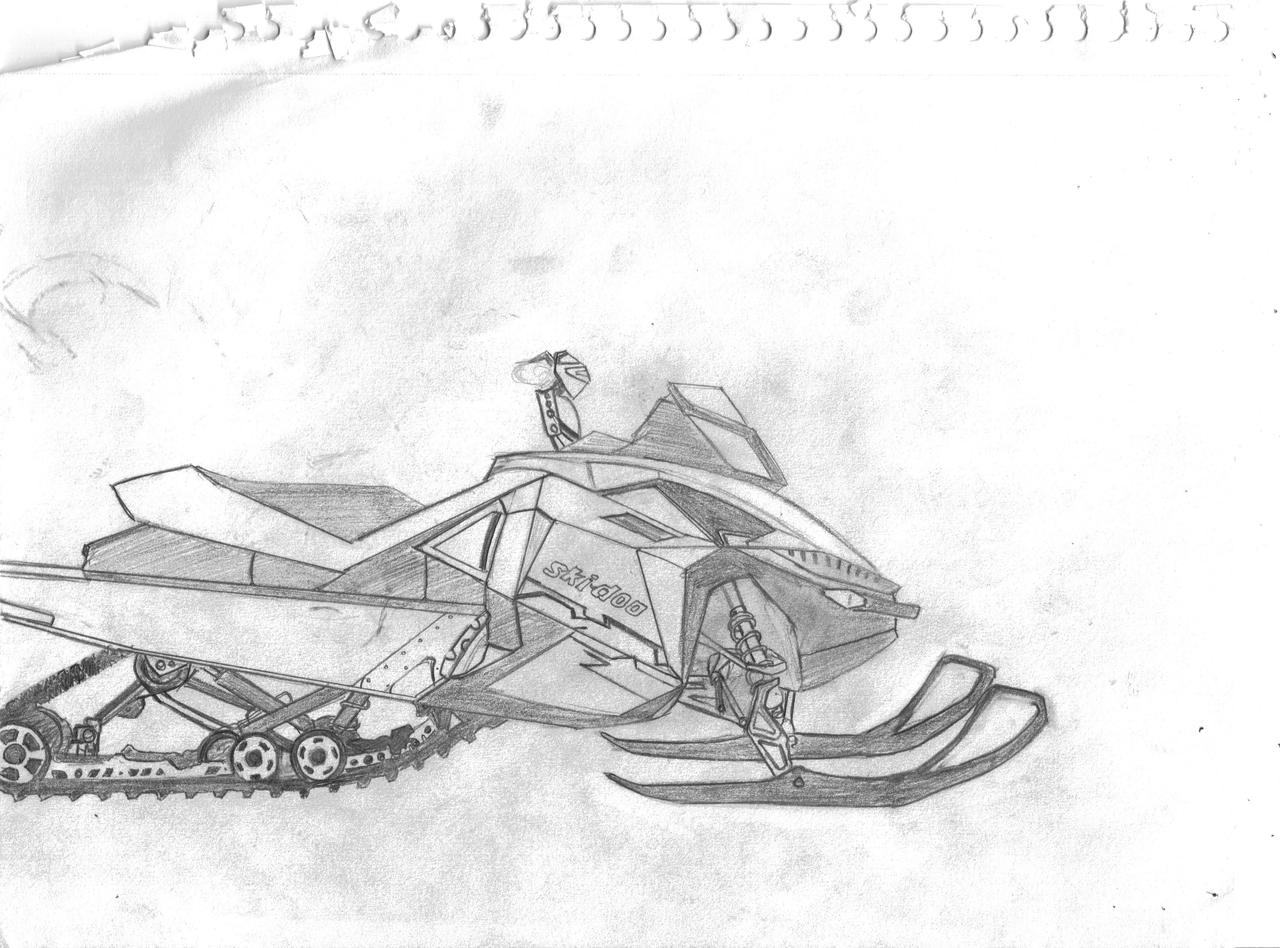 snowmobile logo sketch by covernus snowmobile logo sketch by covernus