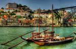 Douro River Estuary Porto 2