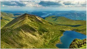 Lake District Helvellyn 1