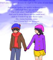 -Ordinary Boy- Stan x Wendy by FrozenVictim