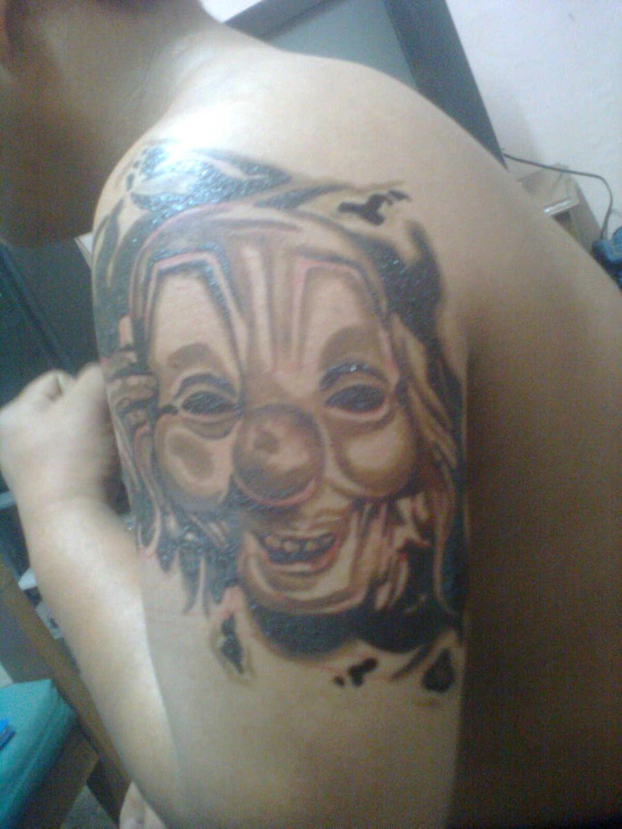 henna tattoo by ~blackevin24
