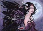 Dark Sister by OtherWorldsArt