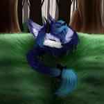 Little fox (adopt) by LordMroku