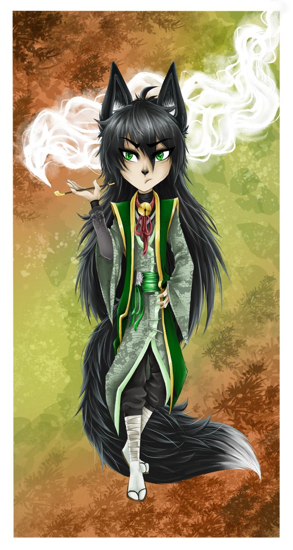 Norex (japan style) by LordMroku