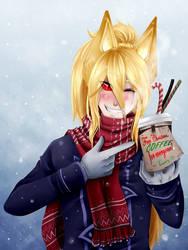Free Christmas Coffee by LordMroku