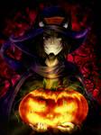 Happy Halloween! by LordMroku