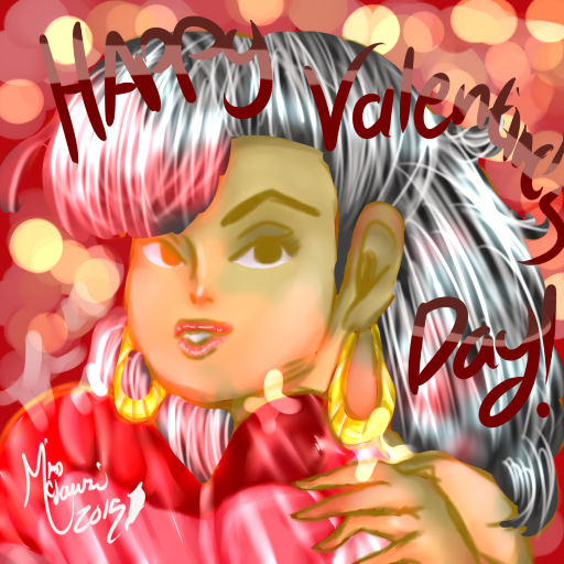 Happy Valentine's Day! by LoriAndroid2000