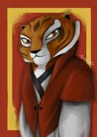 KFP Master liu Xien by nogreydf
