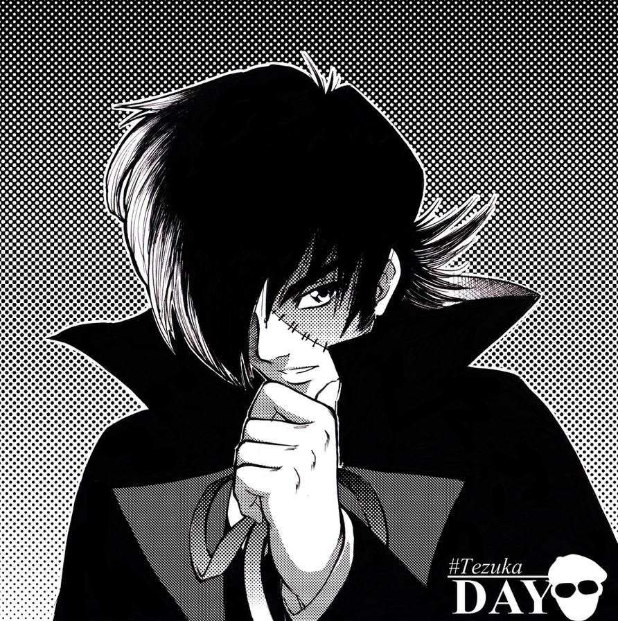 Black Jack for Tezuka Day by IsRael666