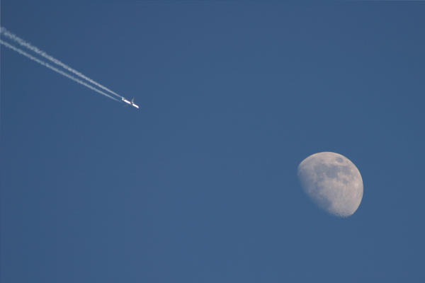 Plane Moon 2 by JimmyJam75
