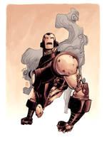 Canete Ironman by MAROK-ART