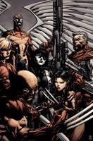 Finch Uncanny X-Men by MAROK-ART