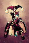 Harley Quinn by olivernome