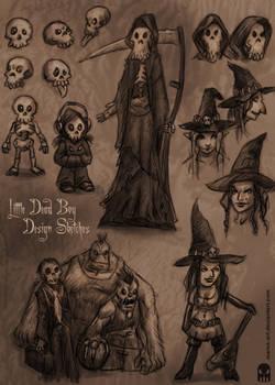 Little Dead Boy redesign