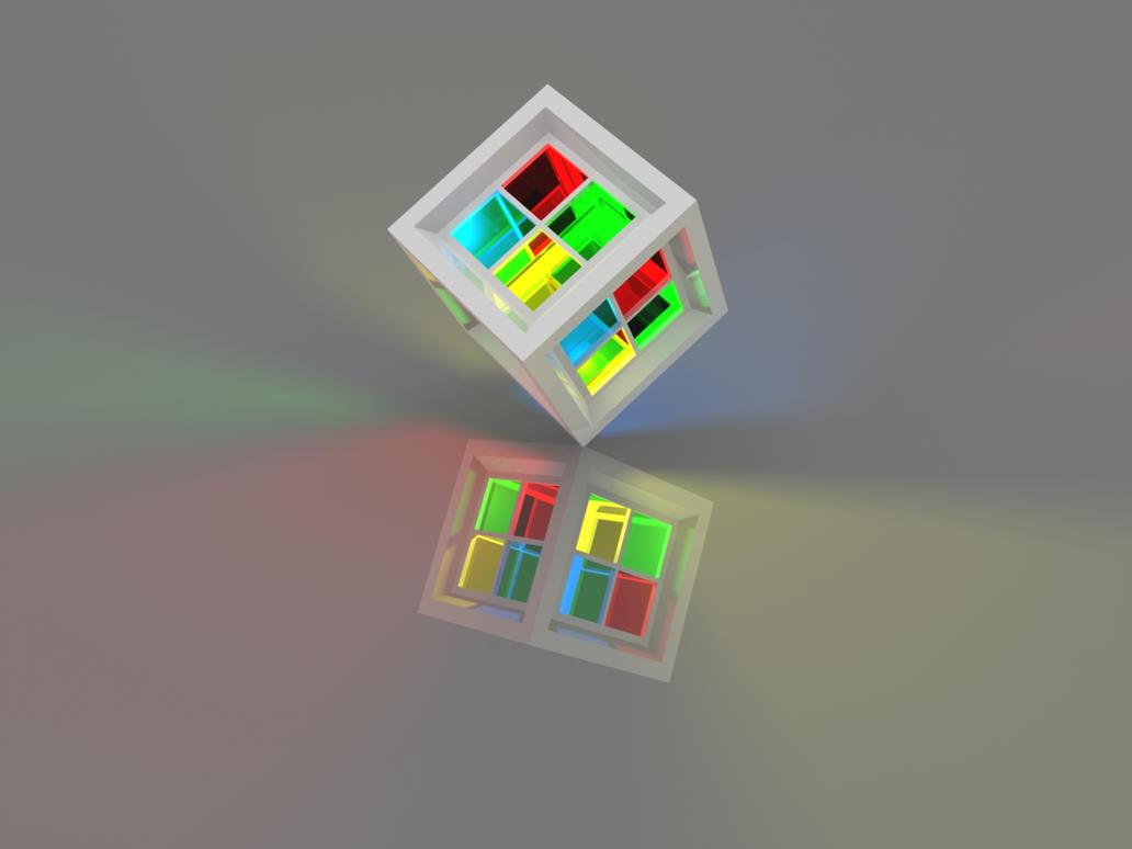 WindowsMatrix by DivineError